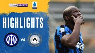 Inter Milan 5-1 Udinese Pekan 38