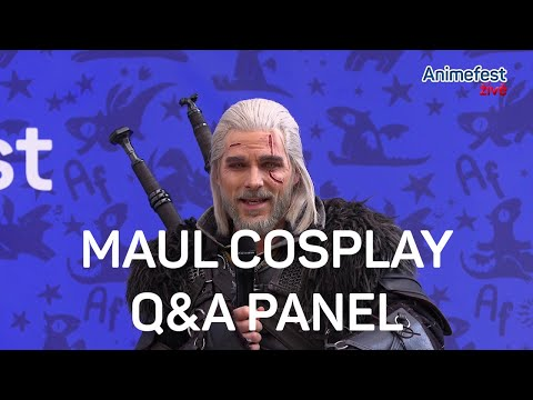 Maul Cosplay Q&A