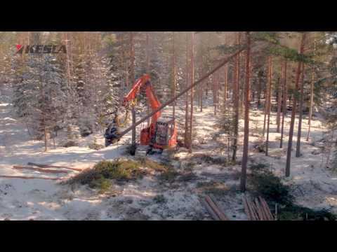 KESLA 20RH-II on an excavator