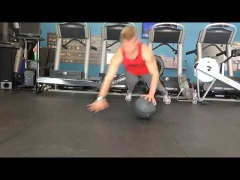 Pop-over Pushup