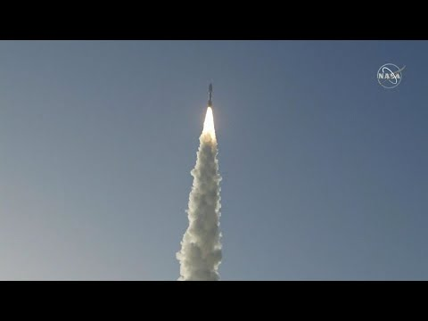 NASA Launches Rover Perseverance to Mars