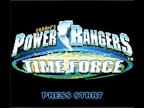 Download Power Ranger - Time Force (GBC) Any% In 31:40.24 HD Mp4 3GP Video and MP3