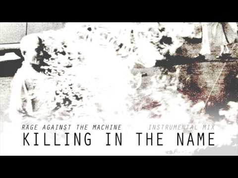 Rage Against The Machine - Killing In The Name (Instrumental NO VOCAL BLEED)