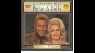 Dolly Parton and Porter Wagoner-Lost forever in your kiss