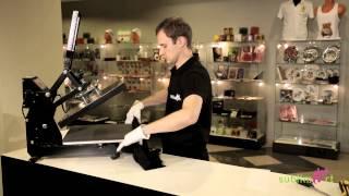 Sublimart - работа с плоттером