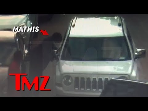 Video Of Judge Mathis Allegedly Spitting On A Valet Driver!
