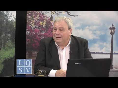Lo que se viene - Programa periodístico semanal de Héctor Ruiz - Cablevideo (27-08-2020)