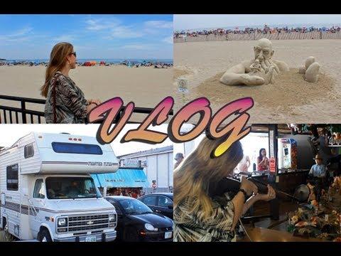 , title : 'Русские в США : лето, пляж, Фигуры из песка, позитив.'