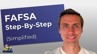 How to Easily Complete your FAFSA Loan Application  (2019/2020)