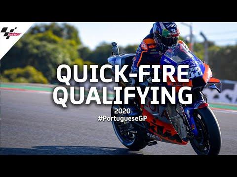 ミゲル・オリヴェイラがポールポジション!MotoGP ポルトガルGP 予選のハイライト動画