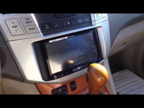 BeatSonicUSA com LEXUS SLA-82A RX330 radio integration