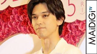 """吉沢亮、""""あざとい女子""""がタイプ「すぐに好きになっちゃう」新木優子は匂いにひかれ…映画「あのコの、トリコ。」イベント2"""