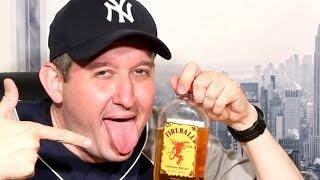 Whisky Brasil 118:  Fireball Whisky Review [4K]