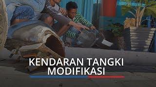 Endrizal Menduga Kendaraan Tangki Modifikasi Sebabkan Antrean Panjang SPBU di Kota Padang