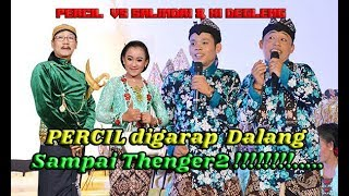 PERCIL CS vS Ki DEGLENG + NIKEN SALINDRI..... PART 1