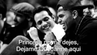 Chris Brown - last time together en Español