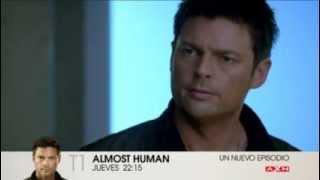 Almost Human - Adelanto Episodio 01x05