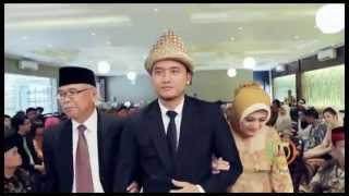Angga & Tasya Wedding clip