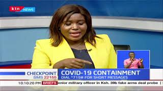 How Kenya can effectively contain Coronavirus; the experts explain (Part 2)