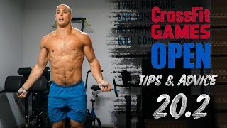 20.2 CrossFit Open Tips & Advice | Cole Sager