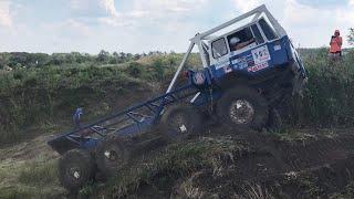 Truck Trial ZIL 131 & Tatra 813 Klieken 2018 6x6 8x8