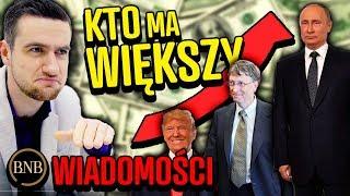 UJAWNIONO majątek Putina! Jest NAJBOGATSZY na świecie | WIADOMOŚCI