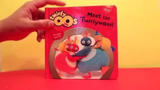 Twirlywoos Meet the Twirlywoos Book Fun Baby Fun Fun