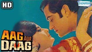 Aag Aur Daag {HD}  Joy Mukherjee  Poonam Sinha  Helen  Old Hindi Movie With Eng Subtitles