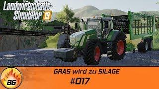LS19 - LIEBLINGSPROJEKT #017 | GRAS wird zu SILAGE | FS19 | Let