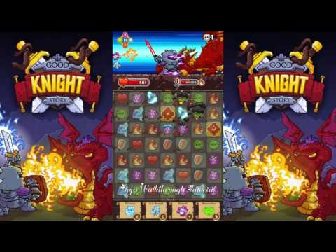 Good Knight Story FINAL BOSS - RED DRAGON