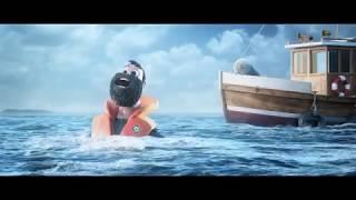 «Русалка»/короткометражный мультфильм/НОВИНКА 2017