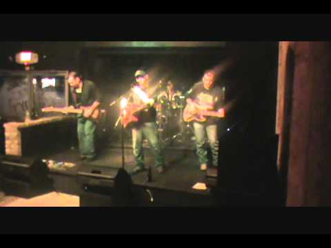 "Ray Wylie Hubbard's ""Snake Farm"" covered by Joel Wilson & The Revival @ Grady's 66 Pub"