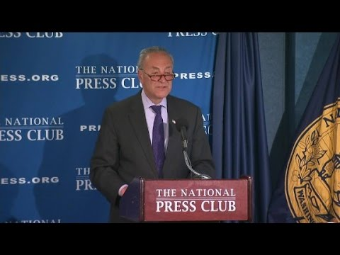 Schumer: Trump broke his promises to Americans