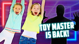 The TOY MASTER is BACK !!!