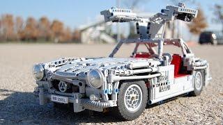 LEGO  Mercedes-Benz 300SL