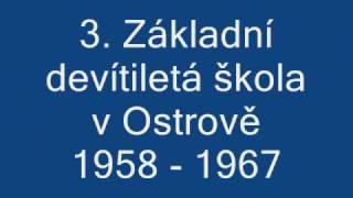 preview picture of video '3. ZDŠ (ZŠ Májová) 1958 - 1967 Ostrov okr. Karlovy Vary'