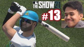 I PLAYED JAVI! | MLB The Show 21 | Diamond Dynasty #13