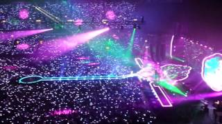 Coldplay A Sky Full Of Stars @ Amsterdam Arena 24 06 2016