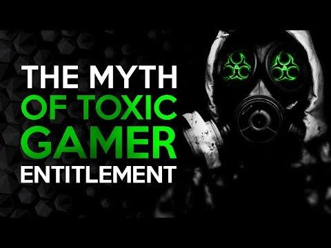 The Propagandist MYTH of Toxic Gamer Entitlement