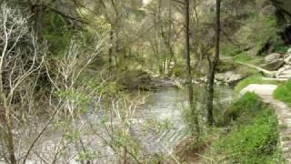 preview picture of video 'rápidos de agua rupit'