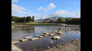 森見登美彦作品の舞台を紹介します!京都が好きになる!