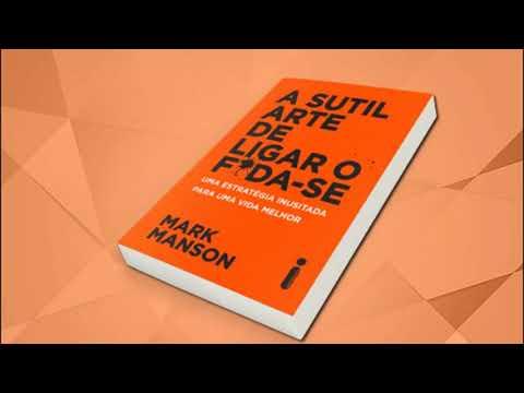 Livro de Mark Manson A Sutil Arte de Ligar o Foda  s1
