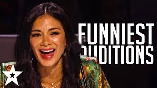 FUNNIEST Auditions On Australia's Got Talent 2019! | Got Talent Global