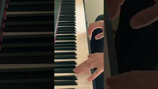 """🎹 """"Super Mario Bros. Theme Song"""" Piano Cover - The Making of """"Cafe Music BGM channel"""" #Shorts"""