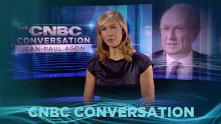 The CNBC Conversation: L'Oreal's Jean-Paul Agon (video)