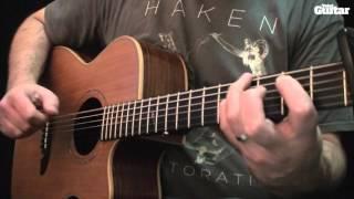 Guitar Lesson: Learn how to play José González - Heartbeats