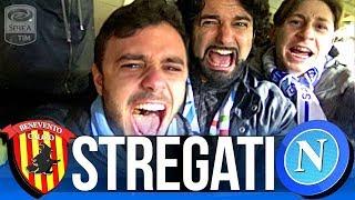 BENEVENTO 0-2 NAPOLI | STREGATI!!! LIVE REACTION VIGORITO HD
