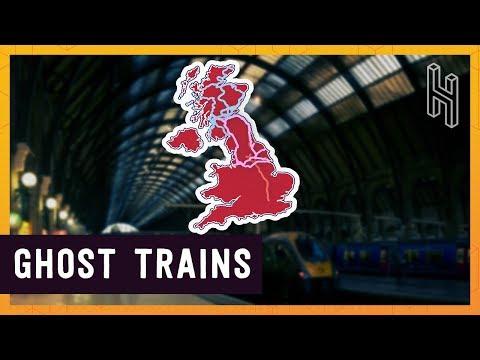 Proč se v UK provozují vlaky duchů?