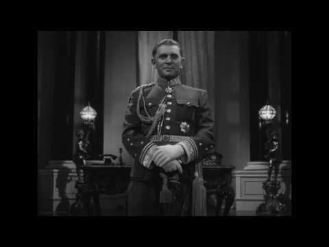 BÍLÁ NEMOC - Hugo Haas, 1937, Trailer