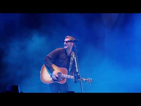 Eric Church - Desperate Man (7/25/2018) Cheyenne,  WY - Taylor Hendrix